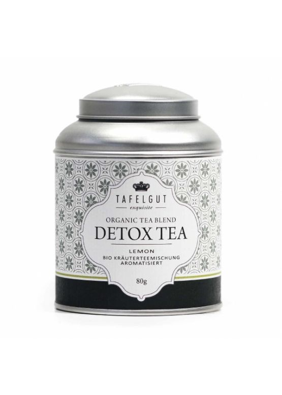Чай DETOX TEA ORGANIC LEMON