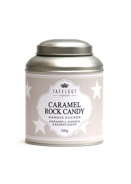Сахар Caramel ROCK CANDY